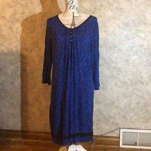 😴 George Woman's Long Nightgown